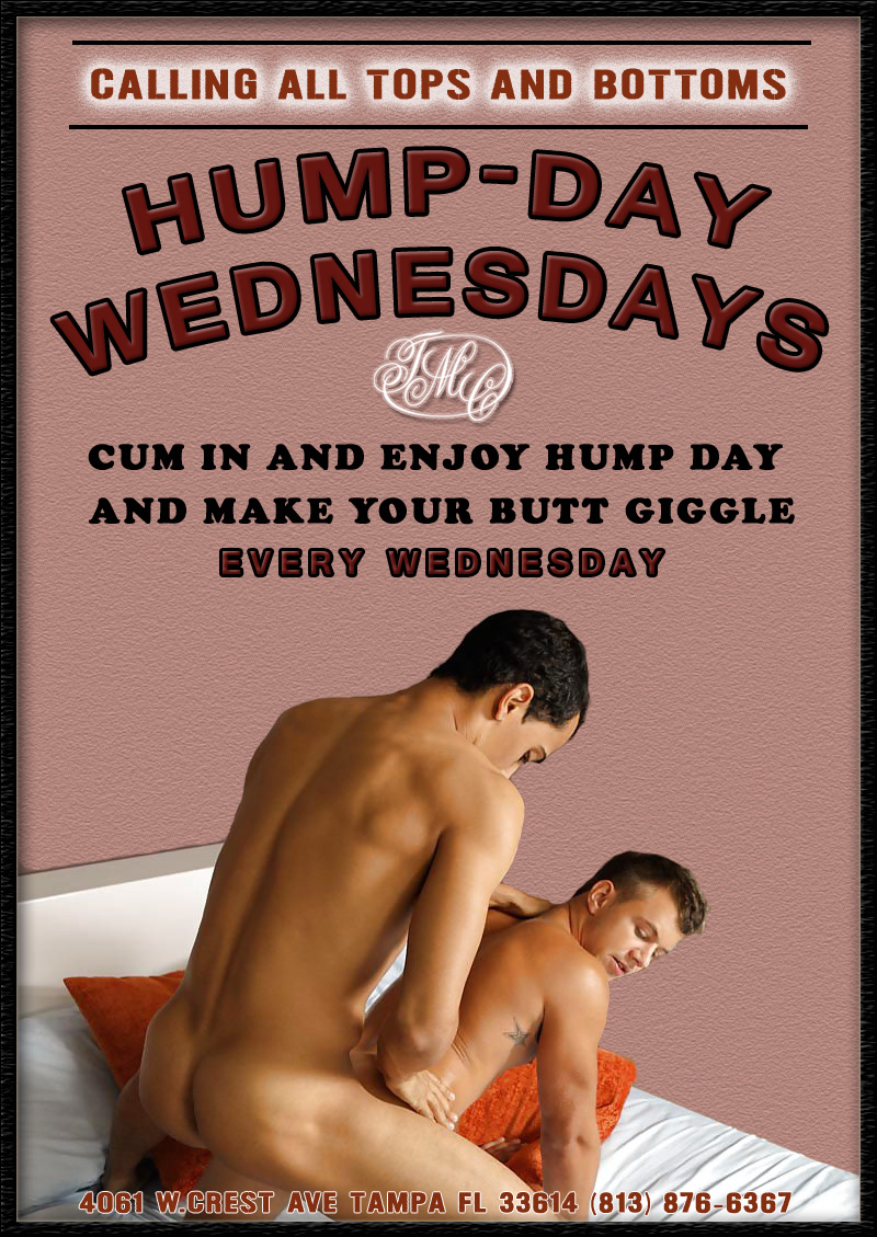 Hump-Day Wednesdays